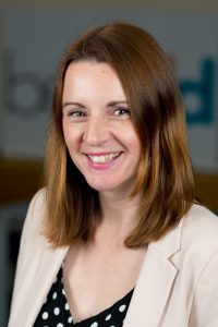 Vicky Barnes - Account Executive for Be Bold Media